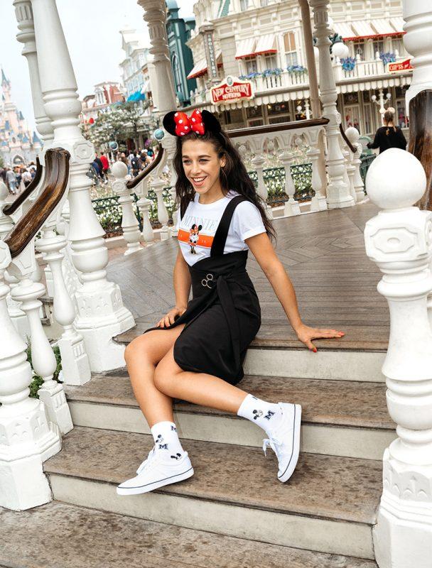 limitowana kolekcja Mickey Mouse House ubrania z myszką miki